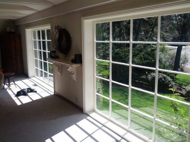 Floor to ceiling windows rehab for Floor to ceiling windows for sale