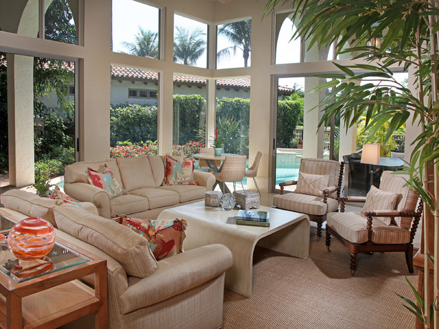 Florida Vacation Home- Family Room