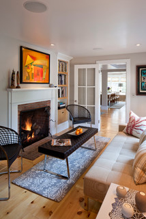 Fools Paradise Contemporary Family Room Boston By Polhemus Savery Dasilva