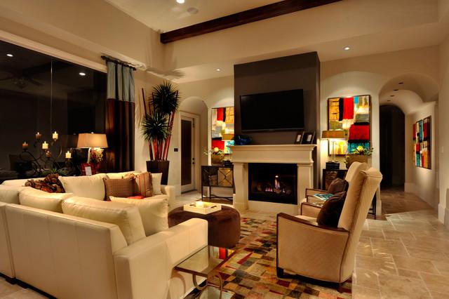 Transitional Interior Design Wills Transitional Family