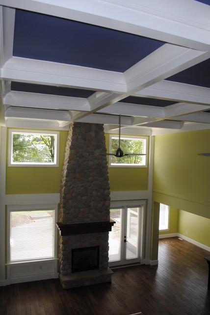 Fort Langley craftsman-family-room