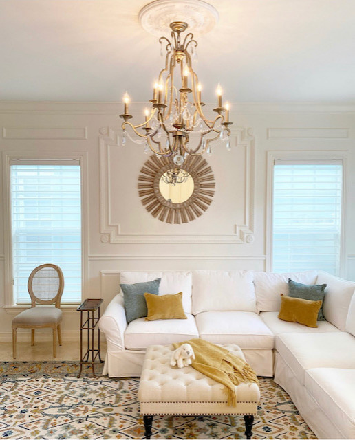 Fort Lauderdale Home with a Parisian Flair