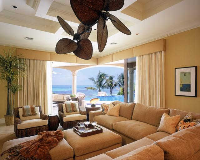 Franco A. Pasquale Design Associates, Inc. eclectic-family-room
