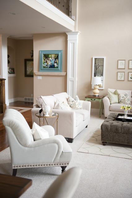 Fresh Family Room traditional-family-room