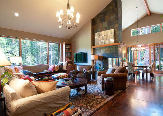 Furwood transitional-family-room
