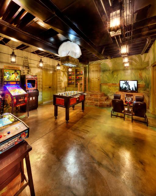 Basement Ideas Basement Home Theater Basement Basement: Game Room Basement