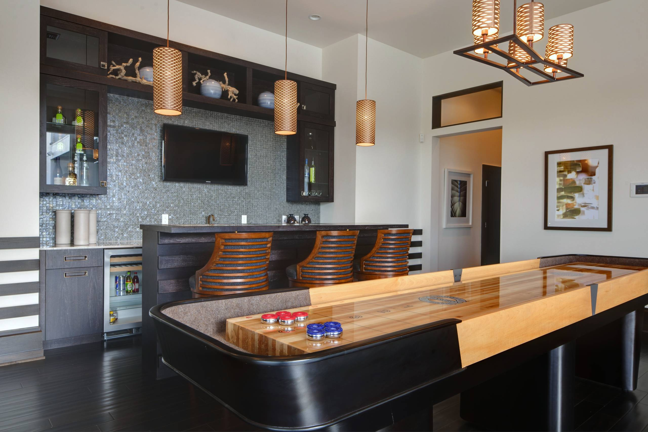 Game Room Bar Houzz