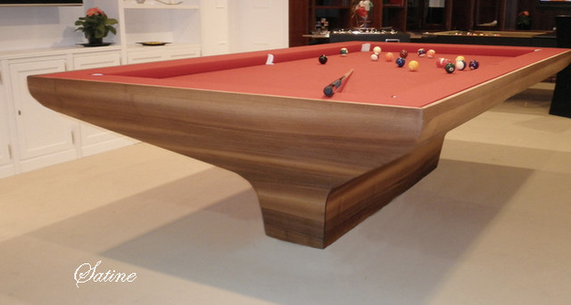 Gamerooms Contemporary Family Room Other Metro By