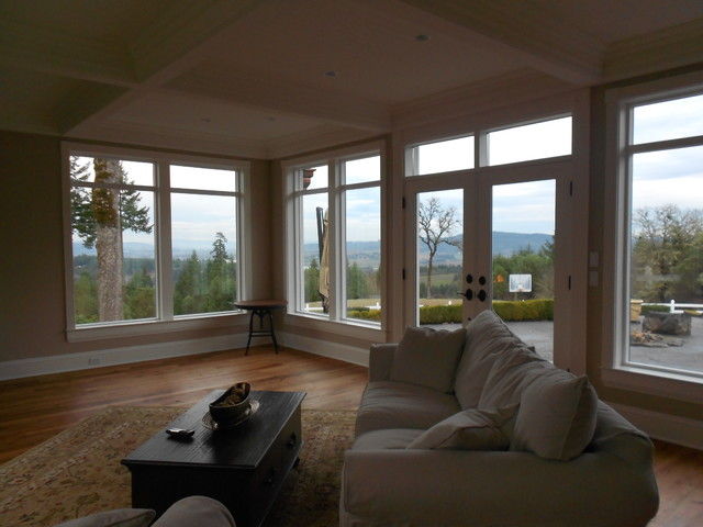 Garden Room/Family Room - Yamhill traditional-family-room