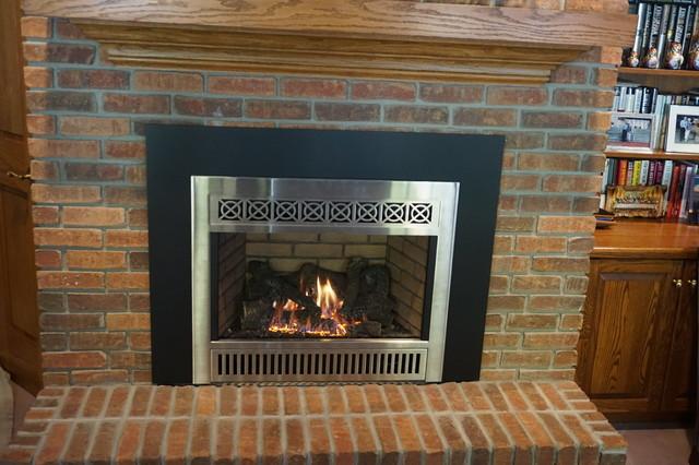 Gas fireplace insert avon lake for Craftsman gas fireplace