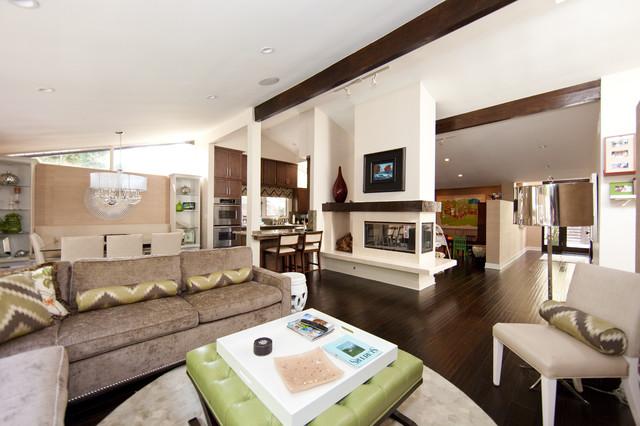 Globus Builder contemporary-family-room
