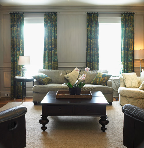 Cheryl Scrymgeour Designs living room