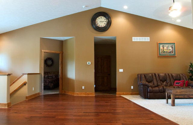 Http Www Houzz Com Photos 20757466 Great Room Cathedral Traditional Family Room Other