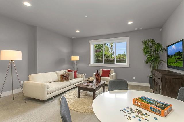 Greater seattle area the sardinia bonus room for Seattle area home builders