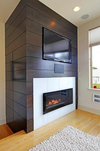 Greenlake Addition modern-family-room