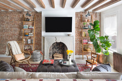 Houzz Tour: A Stunning 19th Century Townhouse Before and After