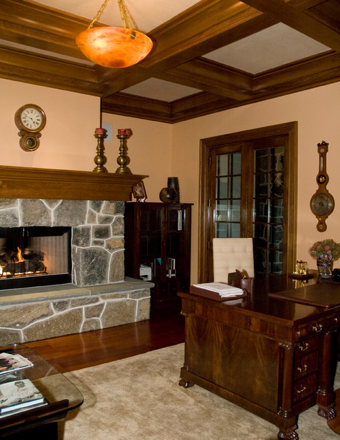 Greenwich Ct Residence Traditional Family Room New York By Culin Colella Inc
