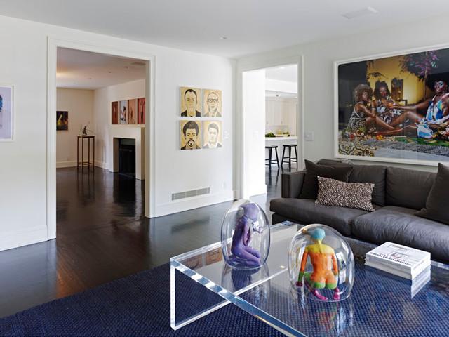 Surgery #10 contemporary-family-room