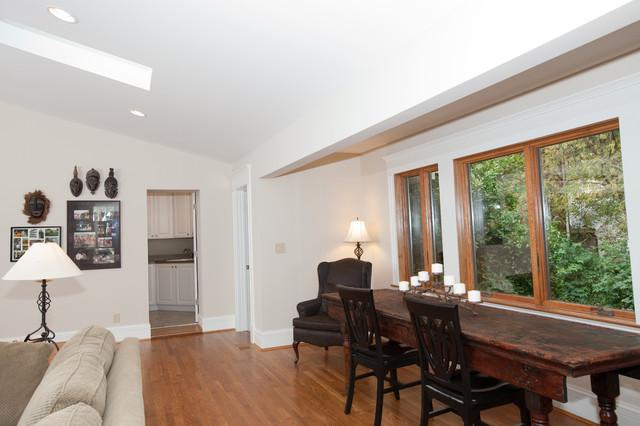 Grosser & Company Remodeling modern-family-room