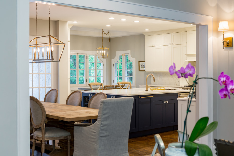 Harbor Oaks Kitchen and Home Remodel - Traditional ...