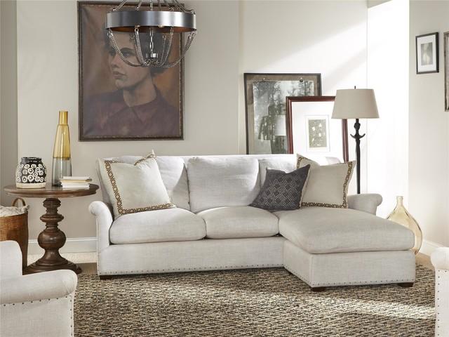 Haven Belgian Linen Upholstered