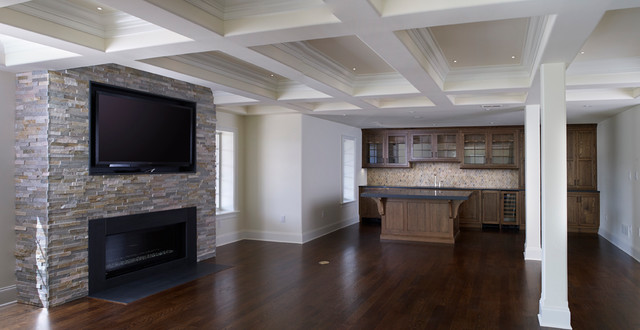 Haverford Reserve | The Carriage Homes traditional-family-room