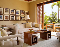 Hawaii Home tropical family room