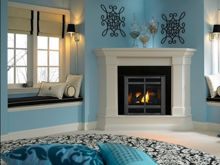 Heat & Glo SL-350TRS SlimLine Gas Fireplace