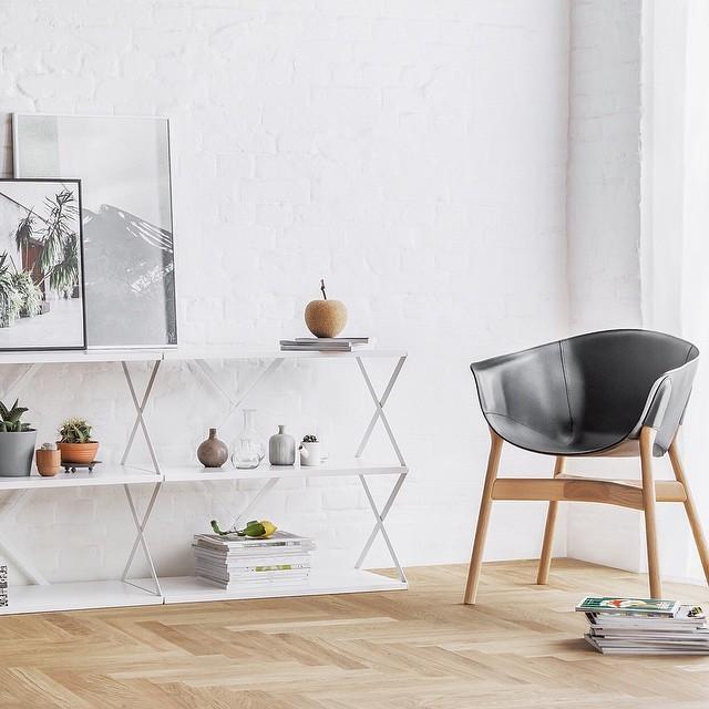 Hem Design hem inspiration nórdico sala de estar nueva york de hem