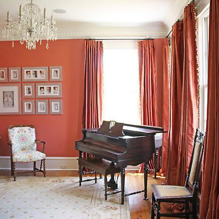 Hendrix Residence rustic-family-room