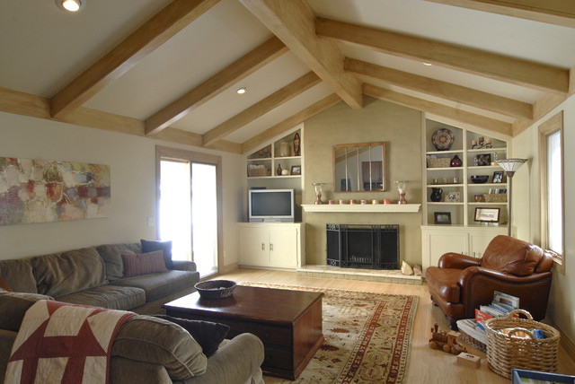 Henry - Cherry Hills Village, CO traditional-family-room