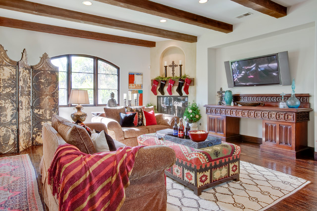 Hermosa beach mediterranean moroccan interior design mediterranean family room los - Moroccan style living rooms ...