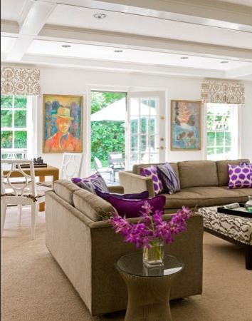 Highland Street Residence eclectic-family-room