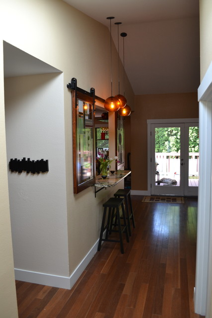 Hillsdale Kitchen traditional-family-room