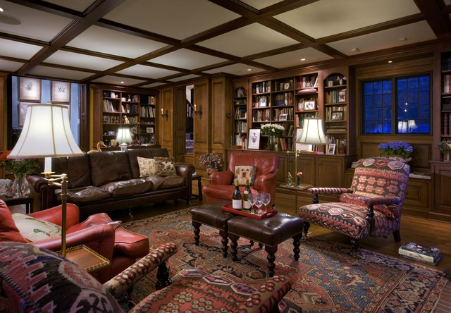 Hodge traditional-family-room