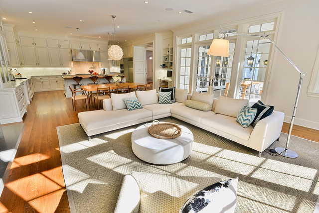 Home Design Los Angeles Concept Best Holmby Hills  Transitional  Family Room  Los Angeles P2 Design Decorating Inspiration