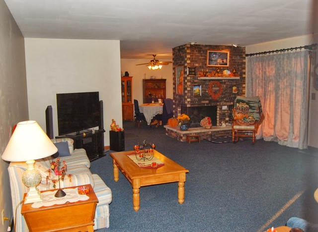 Home for sale at 30625 Carolwood Drive Genoa Illinois 60135 traditional-family-room