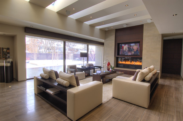 Home of the Year Award winner contemporary-family-room