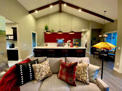 """home on the ridge catherine vanbuskirk interior design img~013194180f35dc8b 8 6478 1 4d47f61 - """"Home On The Ridge"""" Home Rebuild And Design - projects"""