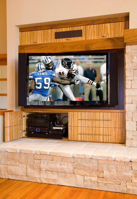 Home Surround Sound Systems Contemporary Family Room By Home System Solutions