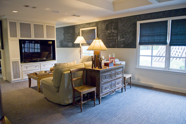 Houzz Sandra and Ken Praterkatherine robertson photography_47.jpg eclectic media room
