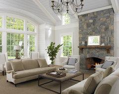 Huestis Tucker Architects, LLC traditional-family-room