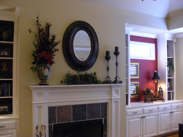 Interior Design traditional-family-room