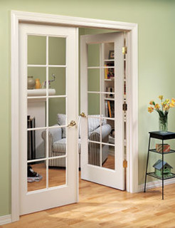 Interior Doors Modern Family Room New Orleans By