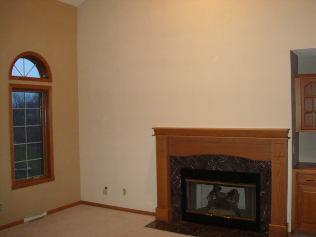 Interior Paint = Foyer & Great Room (Walls & Ceilings) traditional-family-room