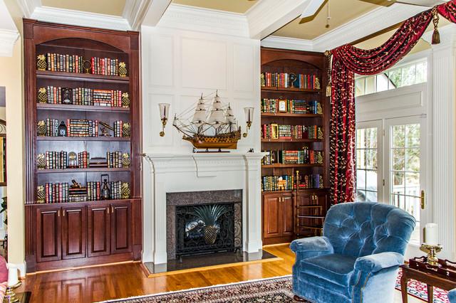 Interior Photos traditional-family-room