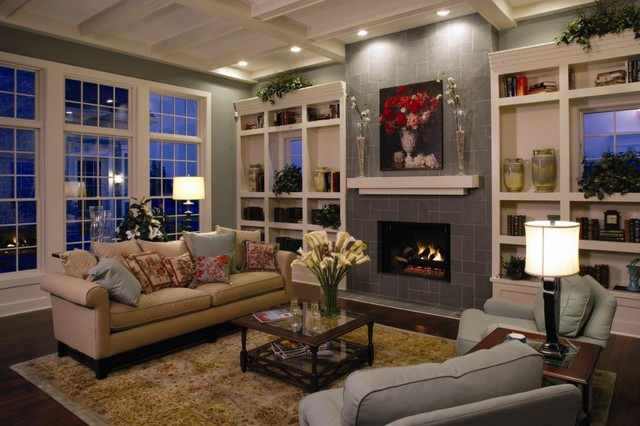 Interior Photos eclectic-family-room