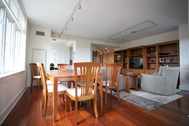 Interior renovations contemporary family room new for Interior home renovations inc