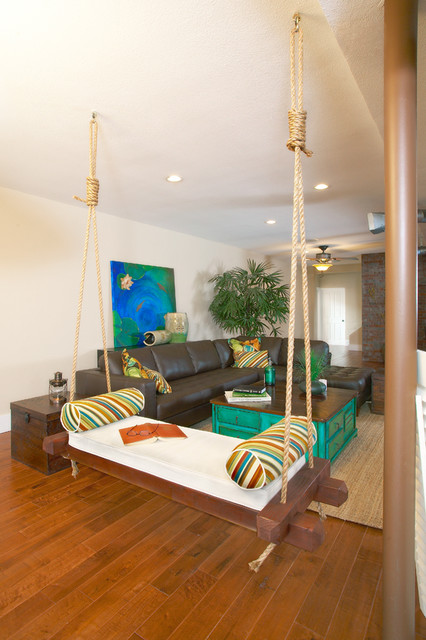 Island Time Living Eclectic Family Room