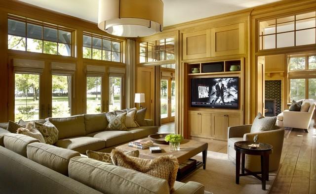 Interior Designers Decorators Jamesthomas LLC Eclectic Family Room